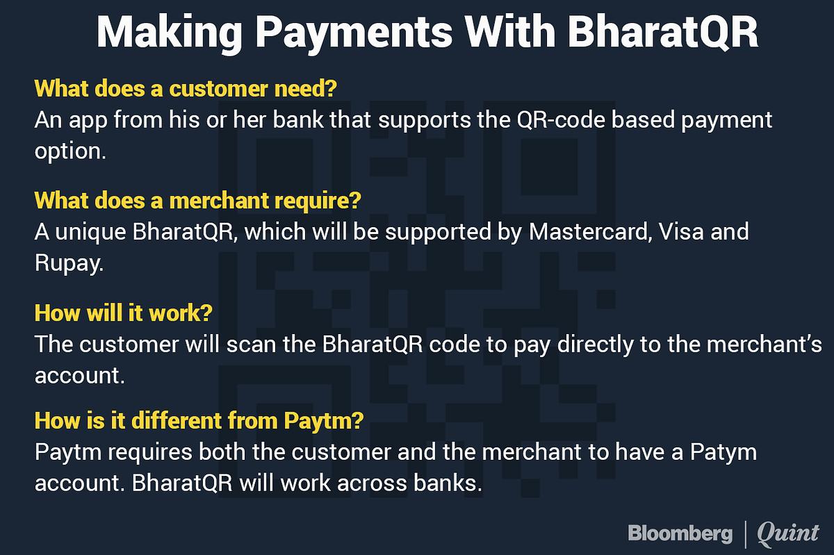 BharatQR Targets One Million Merchants By Year End