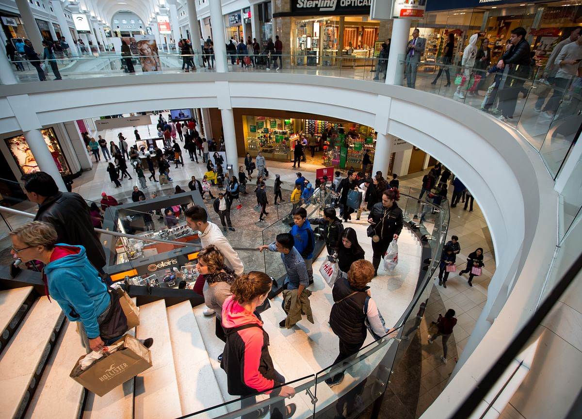 Bankruptcies Rip Through U.S. Mall Tenants With No End in Sight