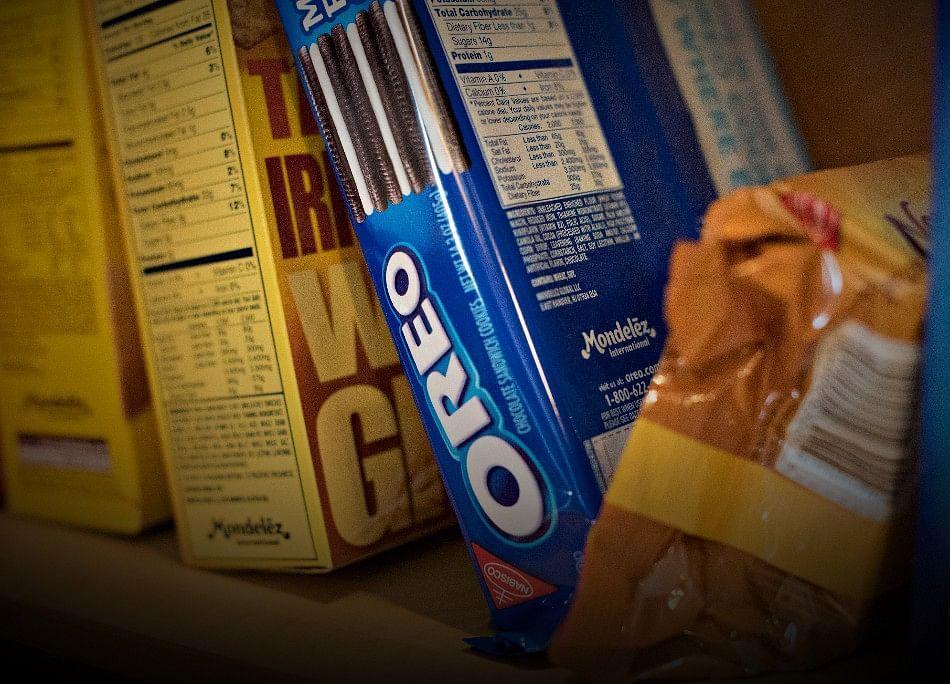 Mondelez Overhauls Snack Line as Deal Talk Rattles Food Industry