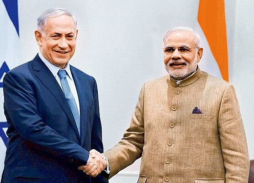 Israeli PM Netanyahu Cancels Planned Day-Long Visit To India On Sept. 9