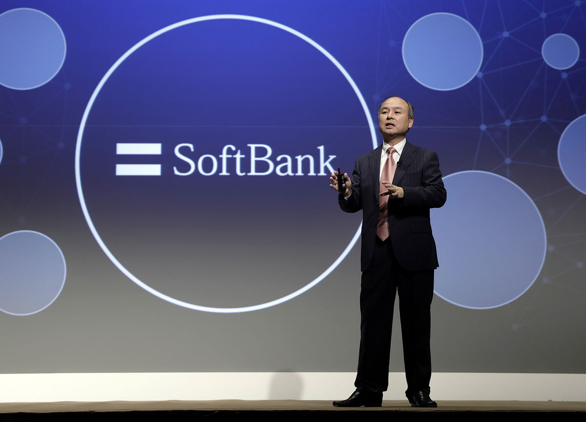 SoftBank Investments Slammed From Wall Street to California