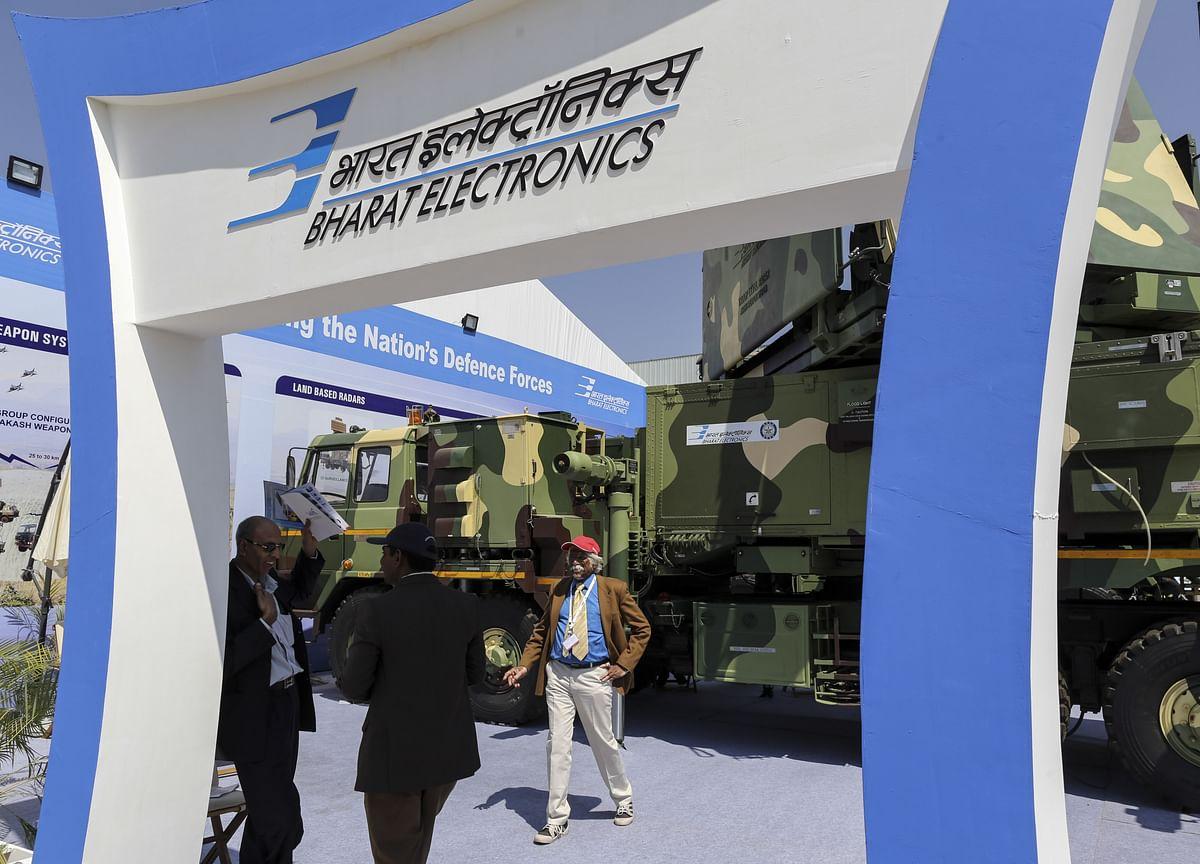 Bharat Electronics Allays Investor Worries, Shares Rebound