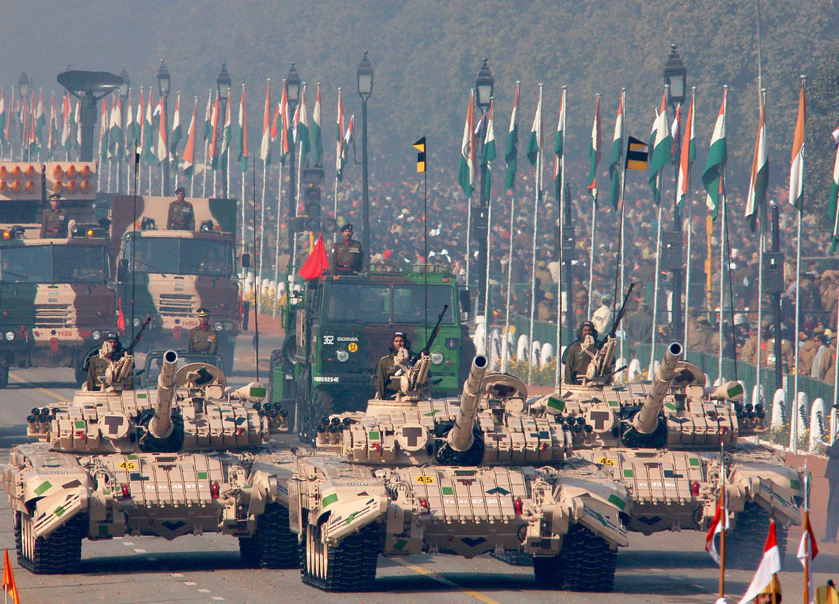 Budget 2019: Defence Gets Rs 3.18 Lakh Crore For 2019-20