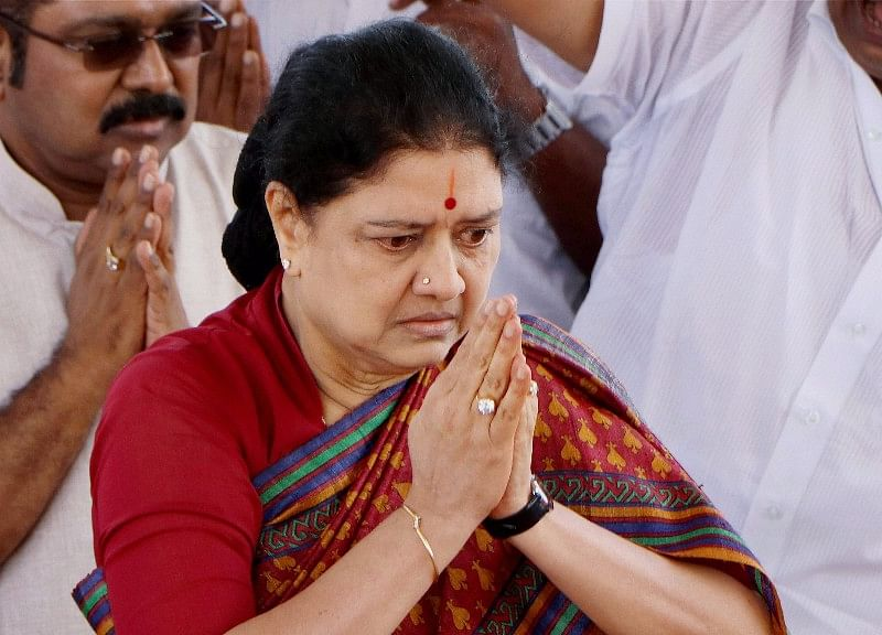 Sasikala To Be Released From Prison On Jan. 27, Says Nephew Dhinakaran