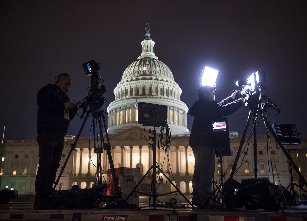 House Passes Year-End Tax Legislation That's Seen as Doomed in Senate
