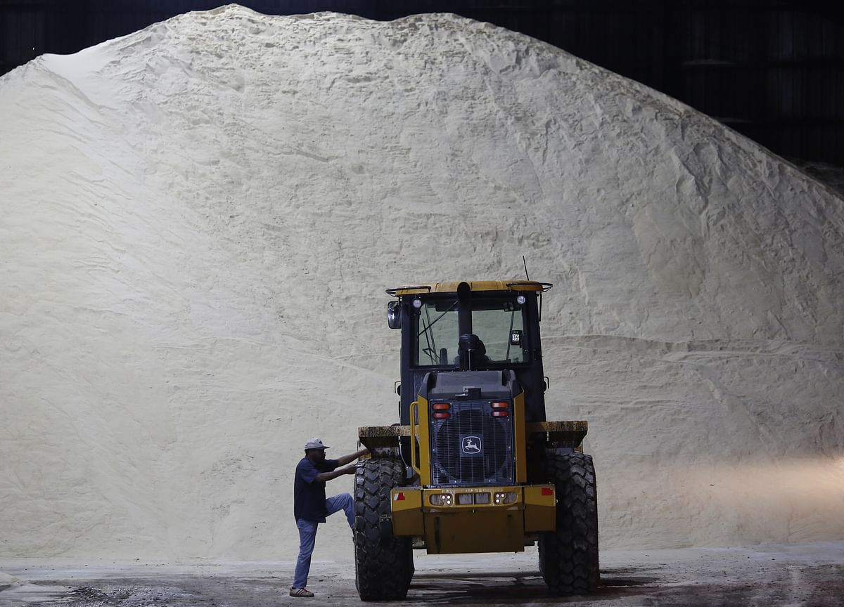 Sweet Tooth Grows in Top Sugar Importer as Buying to Climb