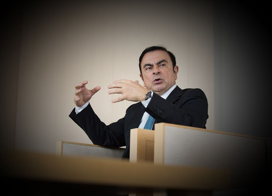 Nissan Savior Ghosn Hands Keys to New CEO to Focus on Alliance