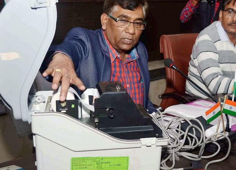 EVM Controversy Live: Opposition Leaders Demand Verification Of VVPAT Slips Before Counting Of Votes