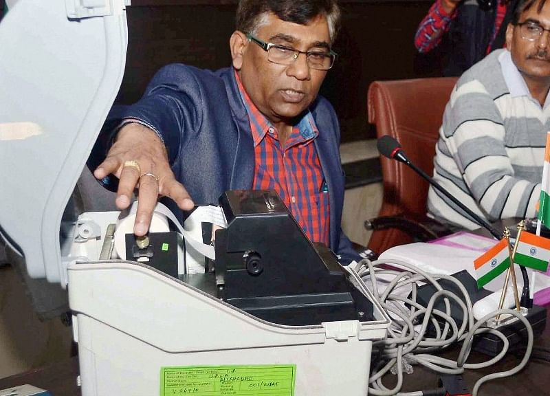 Election 2019: Supreme Court Agrees To Hear Review Plea On VVPAT Slips Next Week