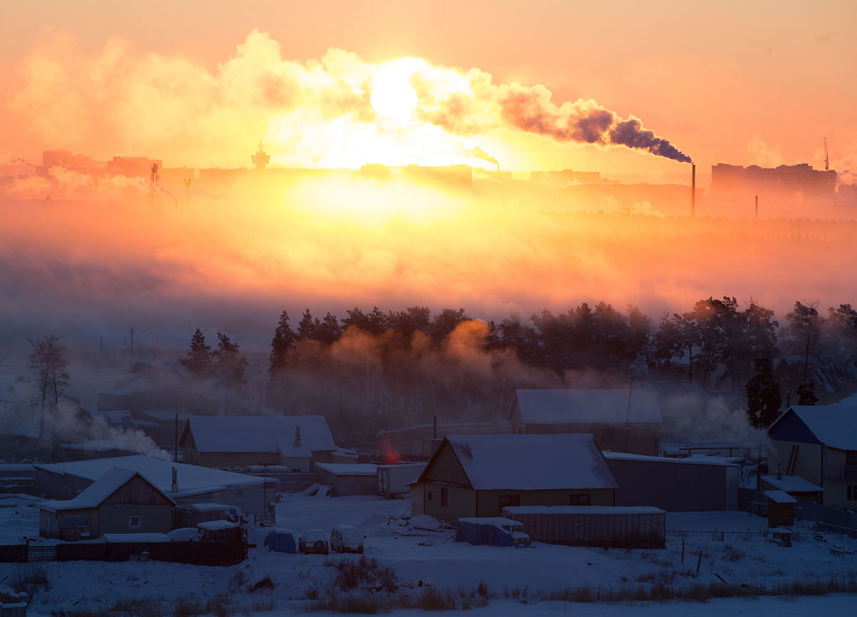 Magnetic Sun Storms Could Hold the Secret to Natural Gas Prices