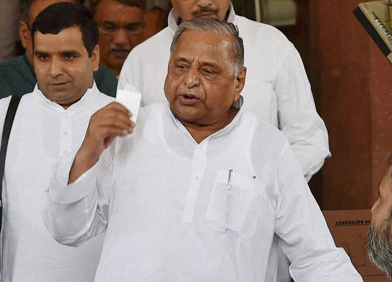 Mulayam Singh Tests Positive For Covid-19