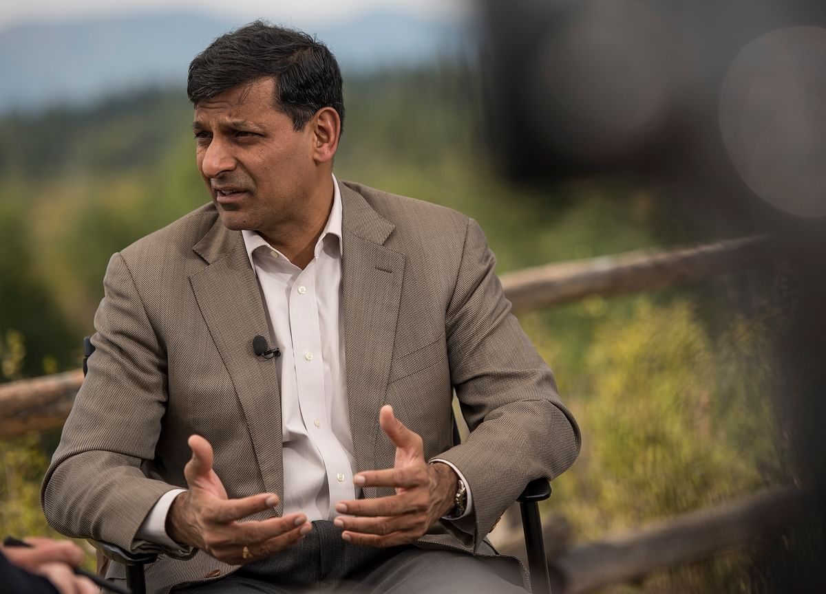 Davos 2019: Raghuram Rajan Bats For A Protected Term For The RBI Governor