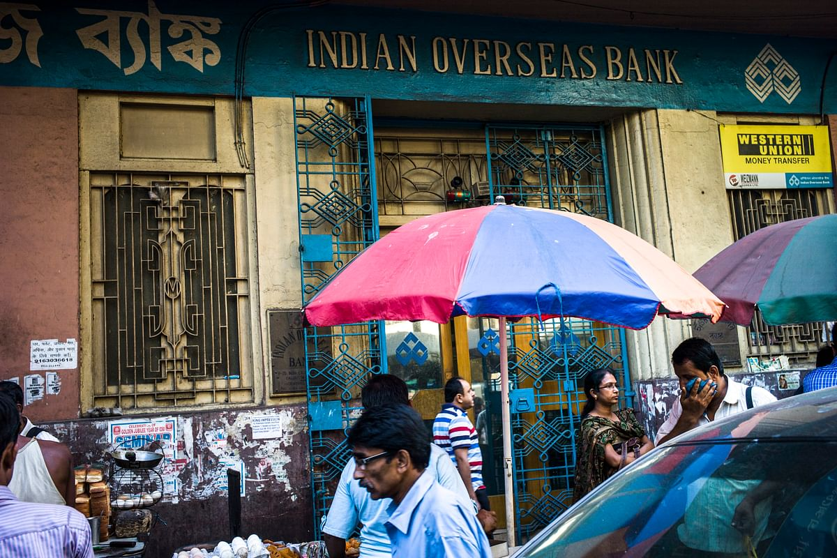 Indian Overseas Bank Gets Rs 4,360-Crore Capital Infusion From Government