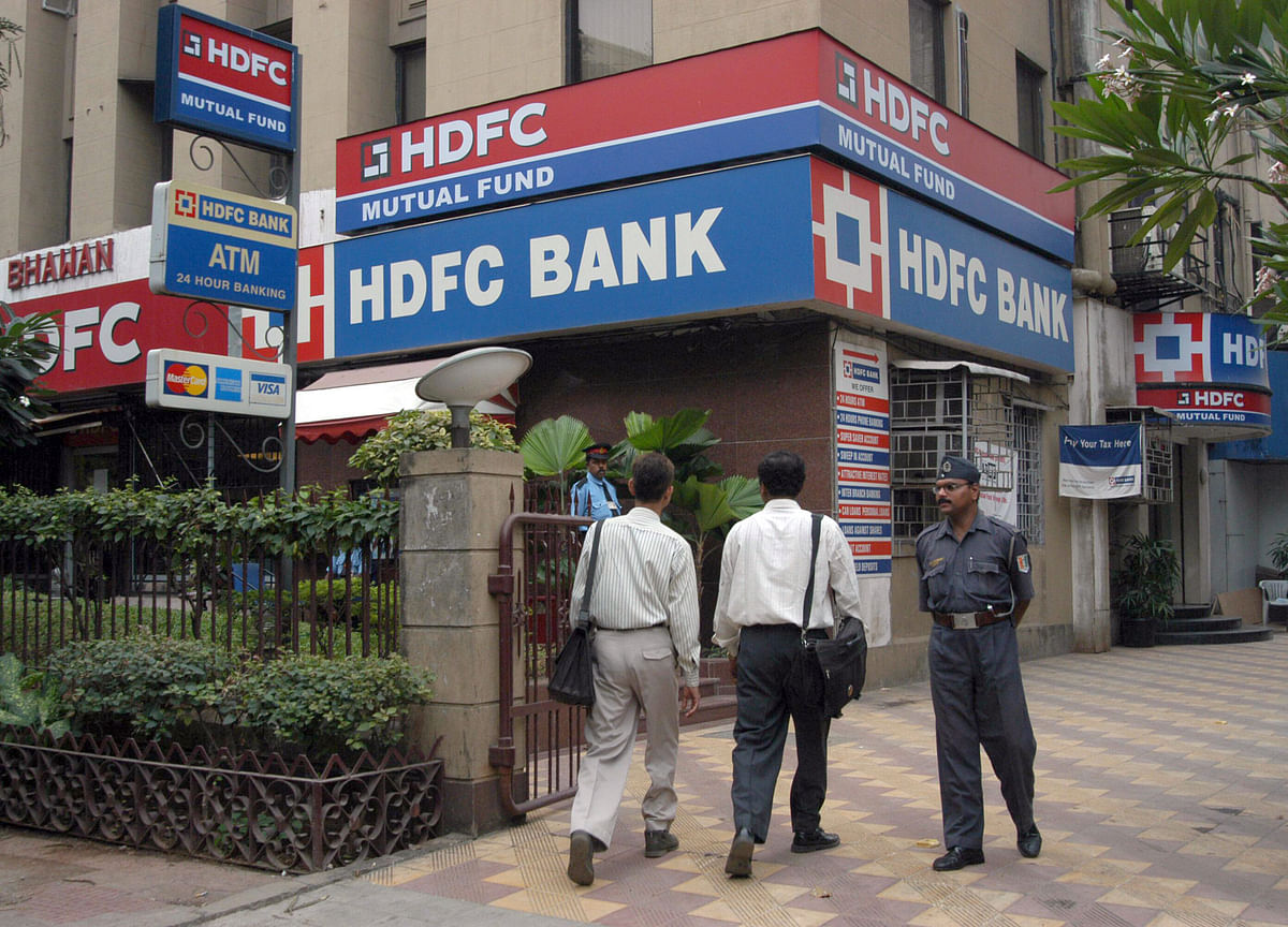 HDFC Bank Raises Fixed Deposit Rates By Up To 60 Basis Points