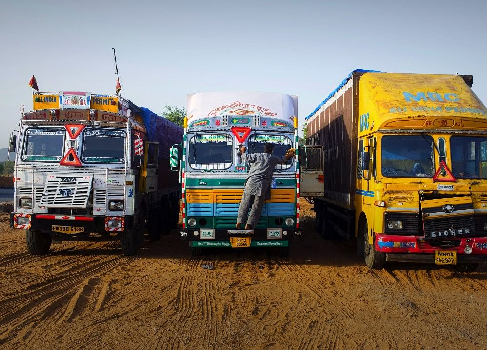 Startup Street: Changing The Face Of India's Trucking Industry