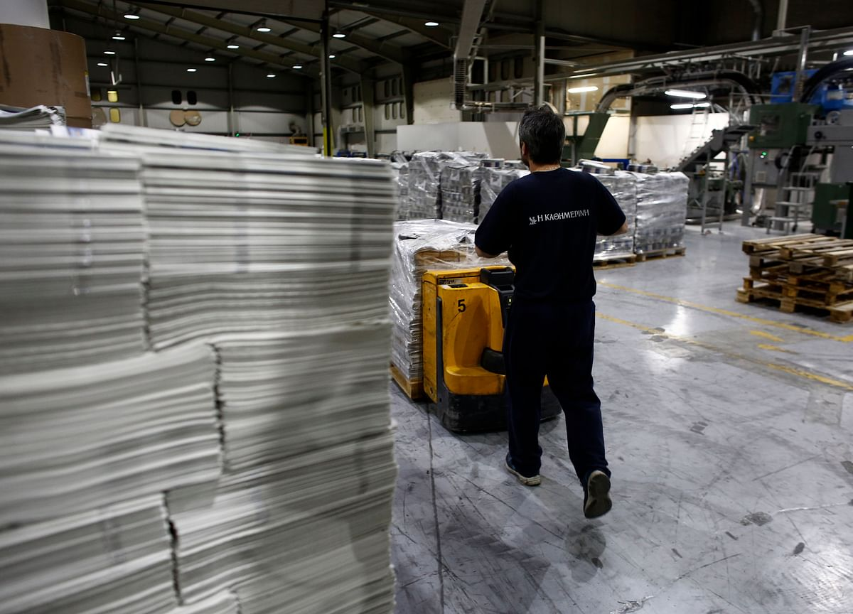 Cheaper Newsprint, Election Ad Blitz To Boost Margins Of Print Media Firms