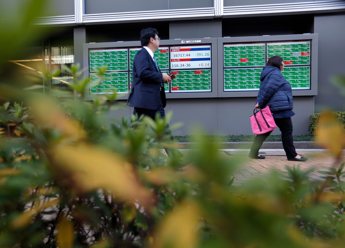 U.S. Stocks Jump With Peso, Loonie on Trade Pact: Markets Wrap