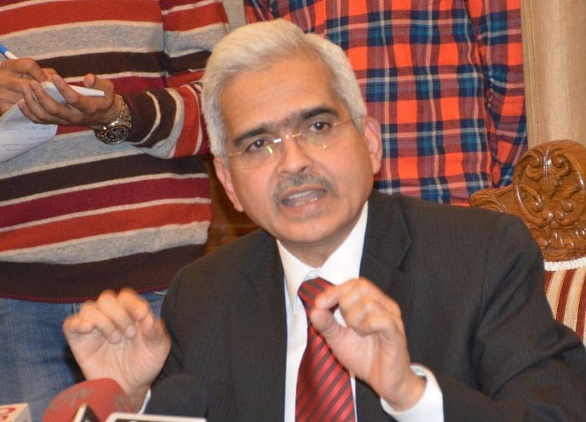 In His First Speech, Shaktikanta Das Stresses On Need To Maintain Macroeconomic Stability