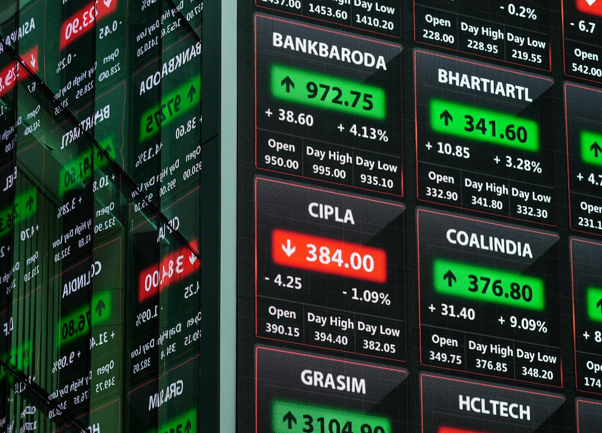 Six Of 10 Most Valued Companies Add Rs 50,580 Crore In Market Cap; SBI, ICICI Bank Lead