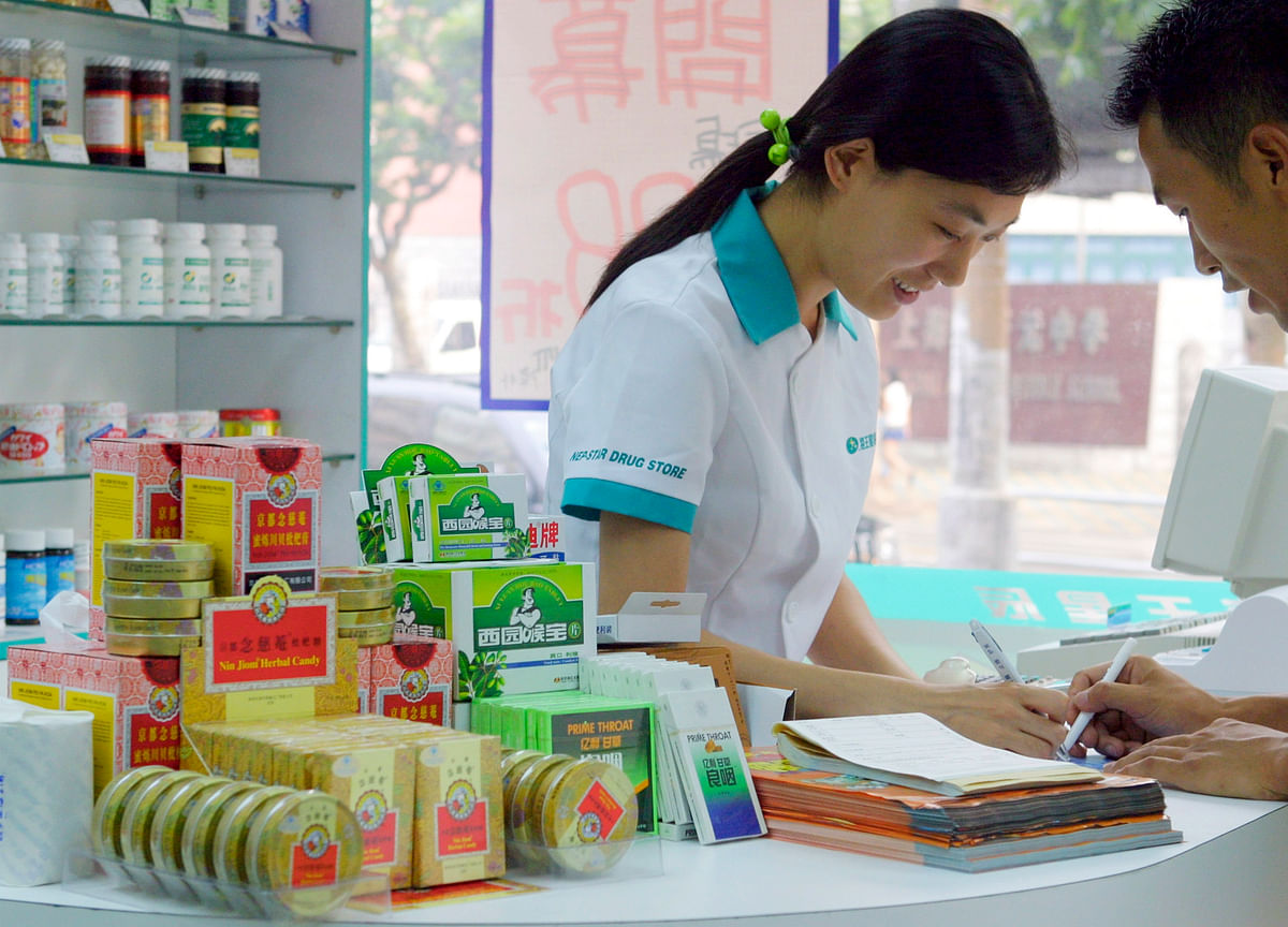 China IsGetting Ready to Take On the World's Biggest Drugmakers