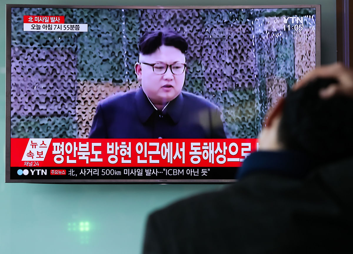 UBS Sees 20% Chance of North Korea War, Sticks to Holdings