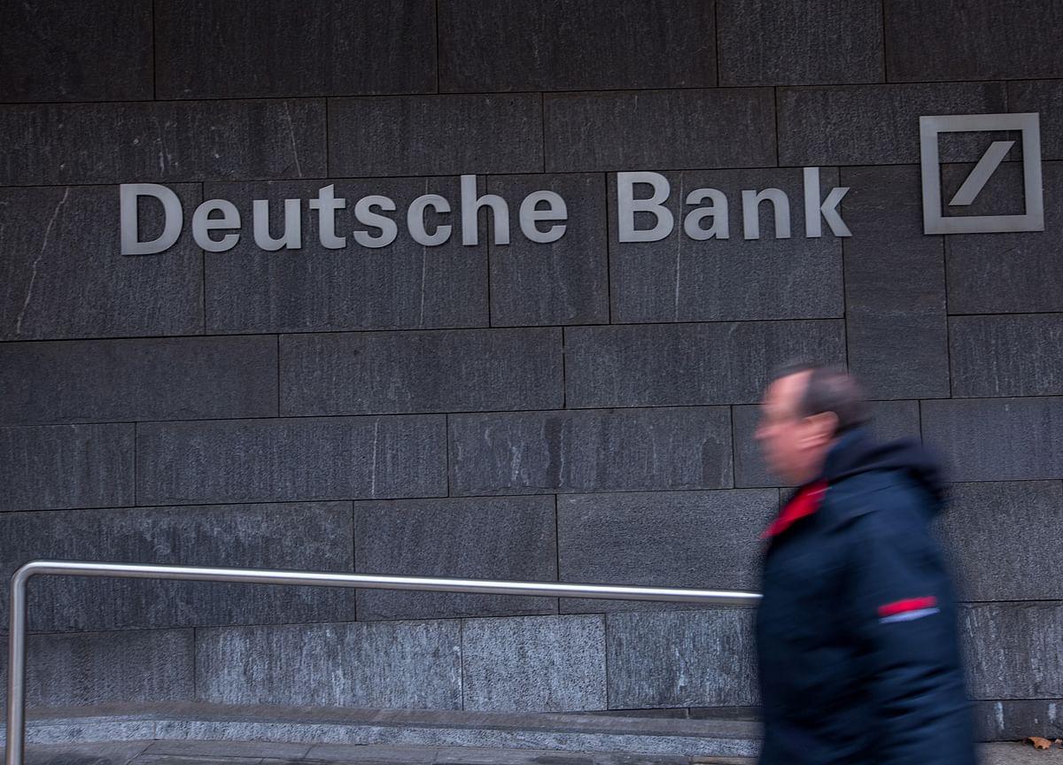 Deutsche Bank Plans to Cut Up to Half of Global Equity Jobs