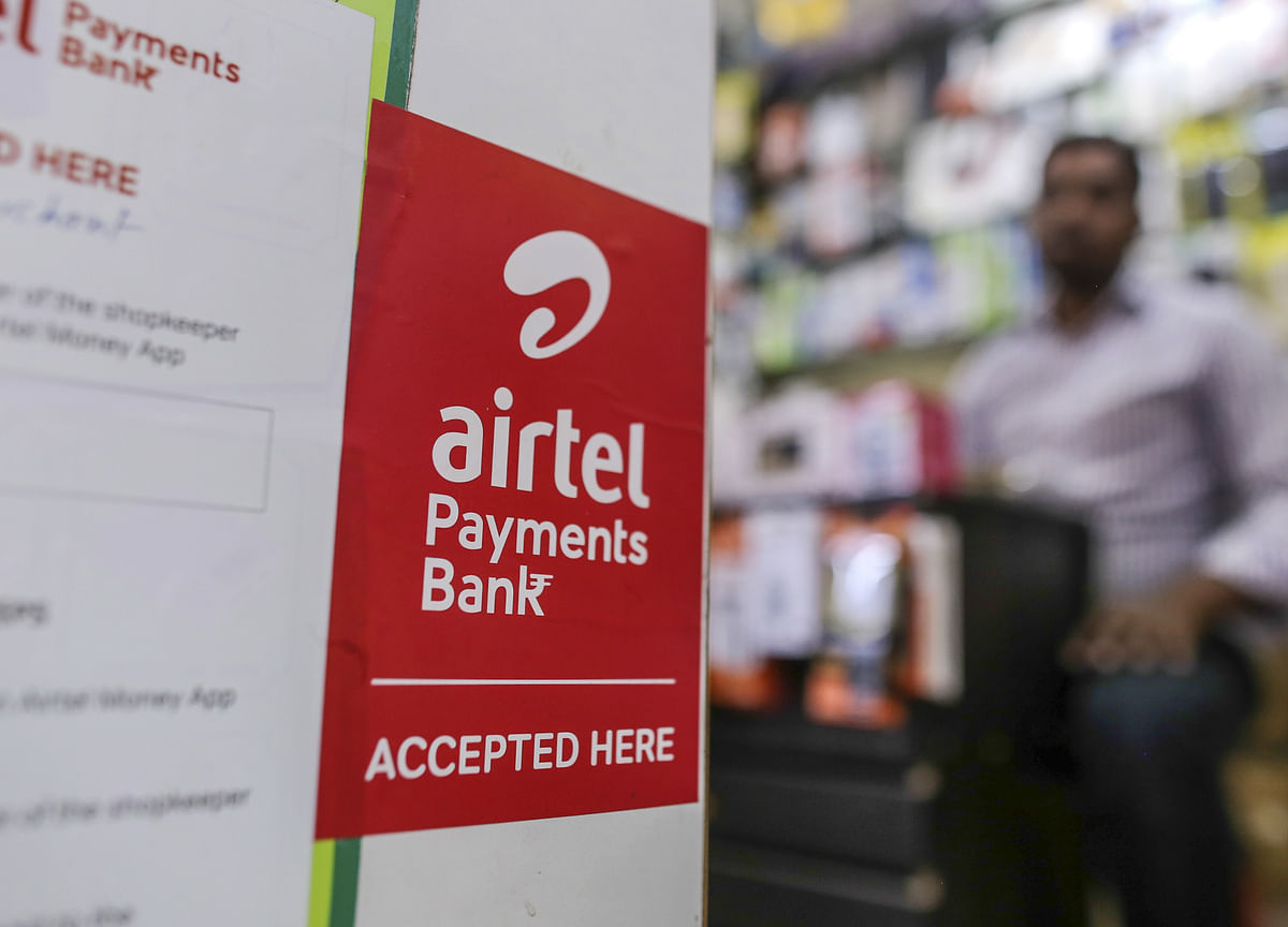 RBI Slaps Rs 5 Crore Penalty On Airtel Payments Bank