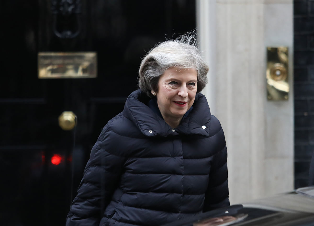 May Suffers Parliament Defeats Ahead of Key Vote: Brexit Update