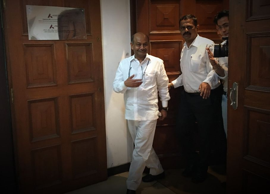 Radhakishan Damani's Been On A Three-Year Cement Chase