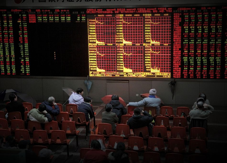 China Traders Suspect State Support Amid Odd Stretch of Calm