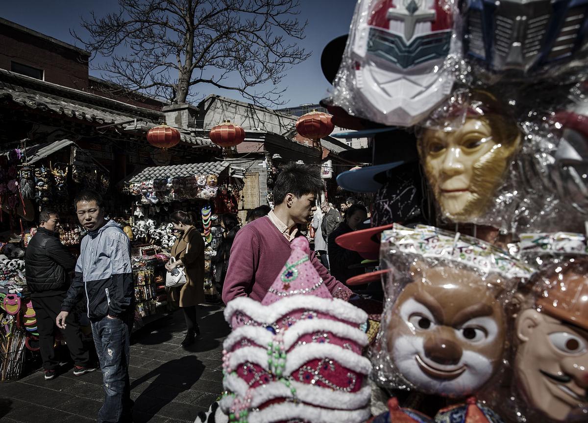 Beijing Locks Down Part of City After Virus Outbreak at Market