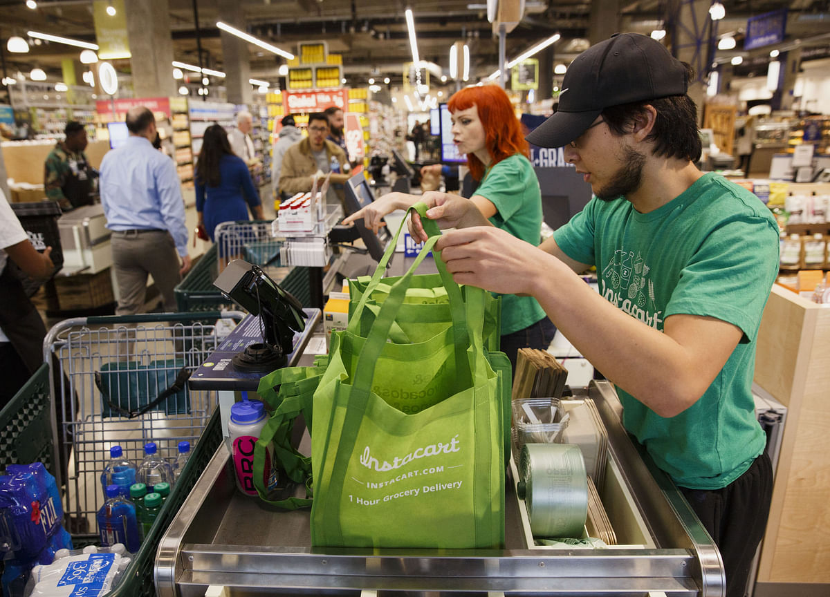 Amazon Seeks Larger Whole Foods Stores to Support Delivery Plans