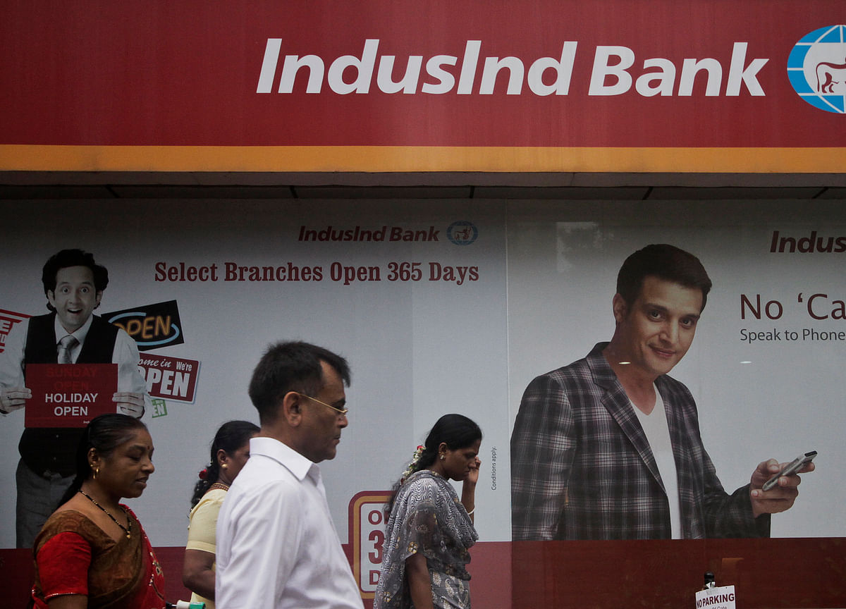 Motilal Oswal: Sharp Decline In IndusInd Bank's Moratorium Book In Q1; Liability Franchise Showing Stability