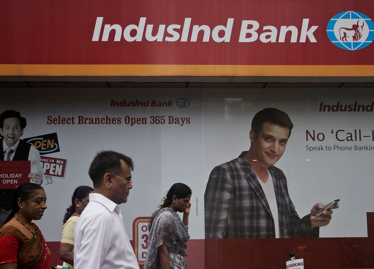 IndusInd Bank Q3 Results: Net Profit Falls On Higher Provisions