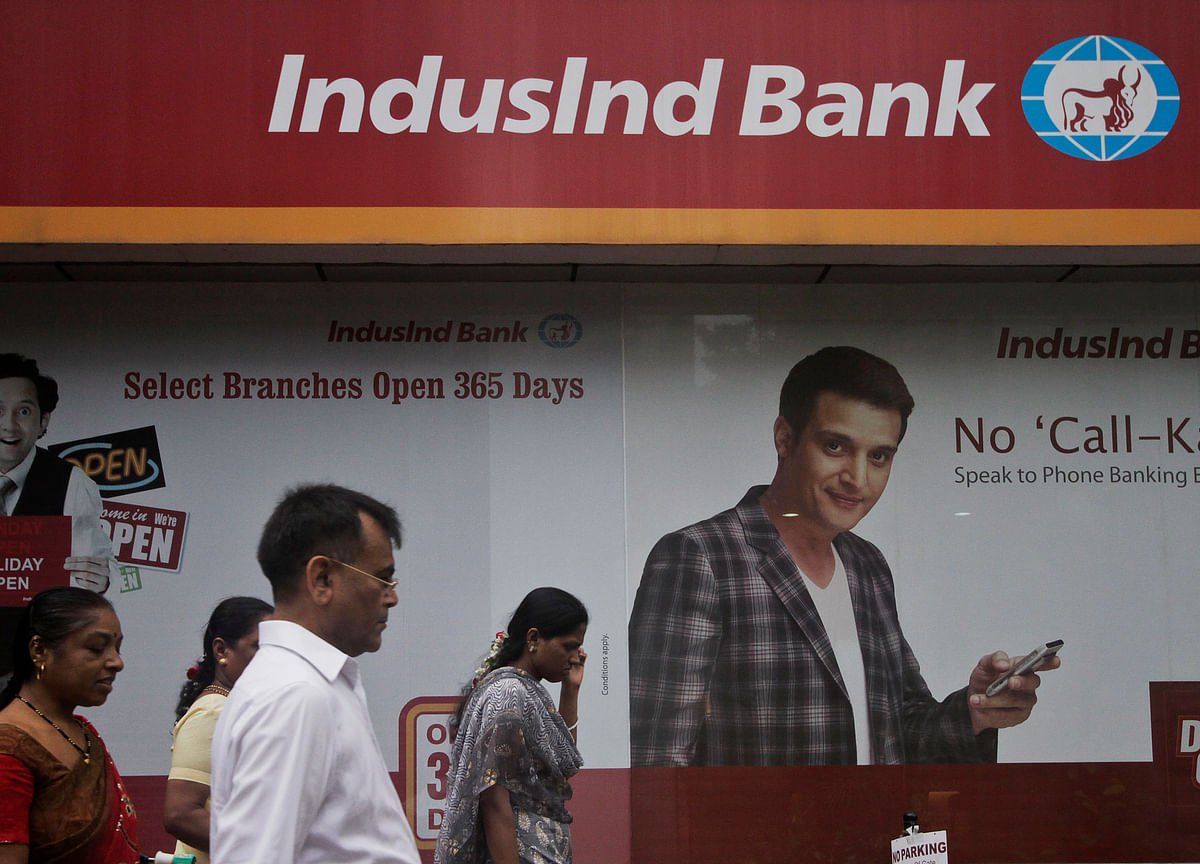 Moody's Places IndusInd Bank Under Review For Downgrade