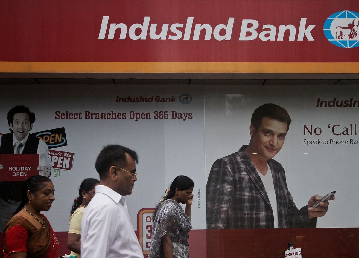 IndusInd Bank Falls To Lowest In A Month After Q3 Results, Analysts Maintain Ratings