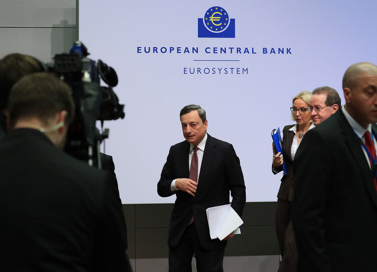 Why Mario Draghi Should Cut Rates Sooner
