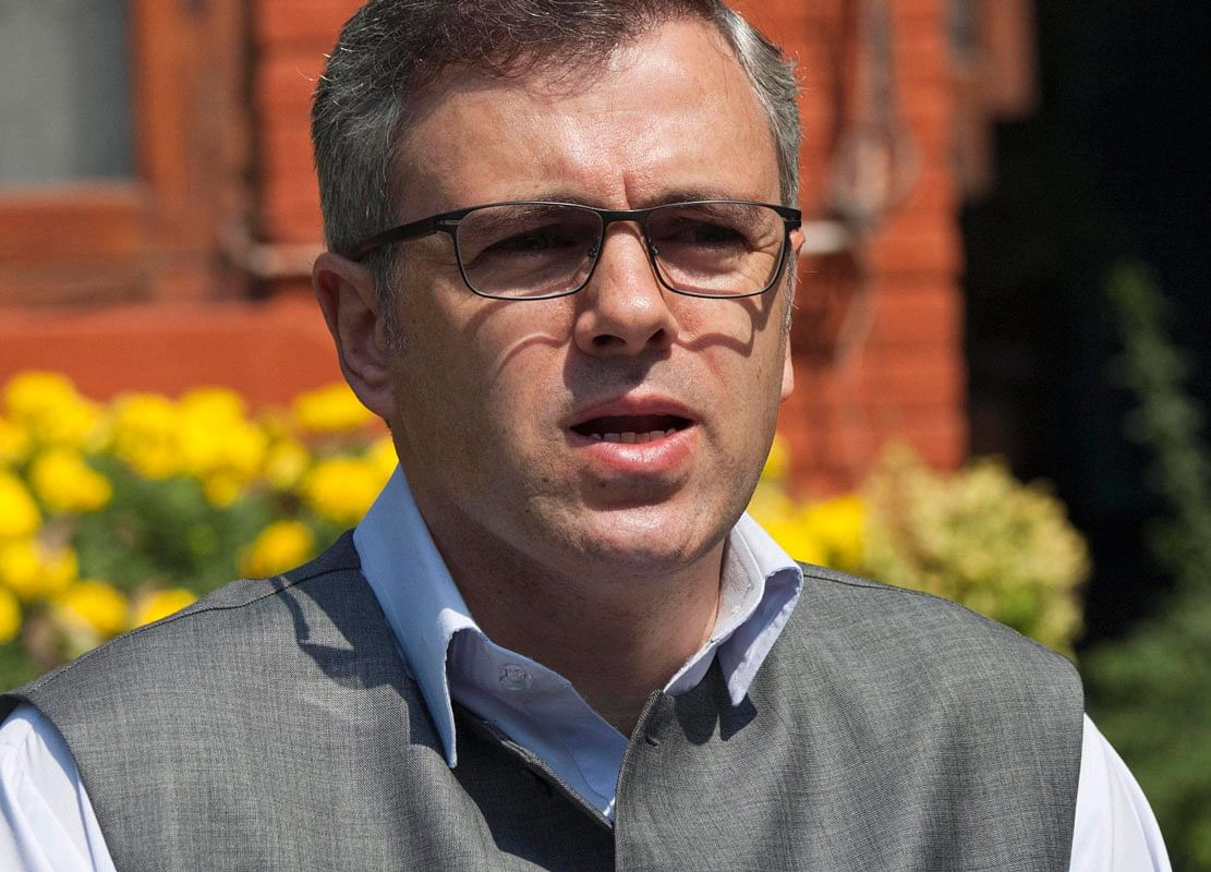 Omar Abdullah Detention Case: Supreme Court Judge Recuses Himself From Hearing Plea