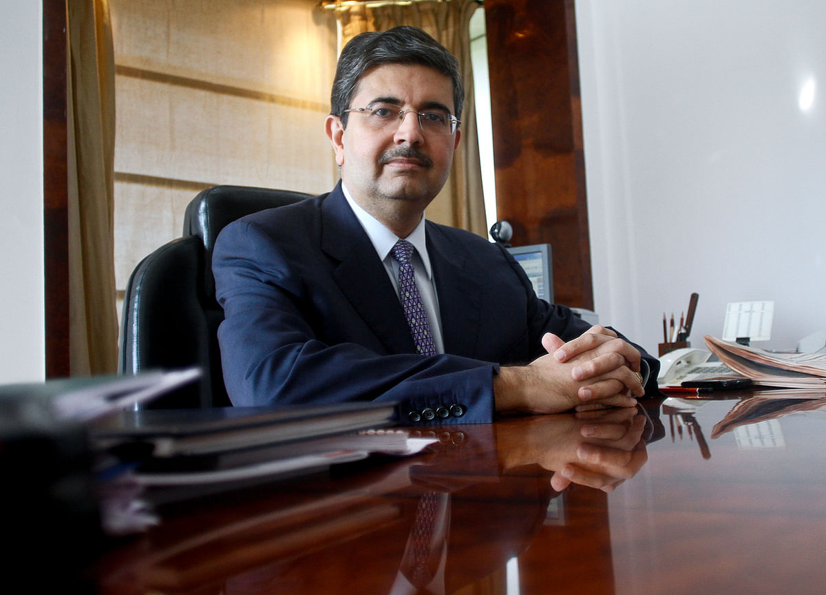 It's Time For Indian Entrepreneurship To Get Back Some Of Its Animal Spirits, Uday Kotak Says