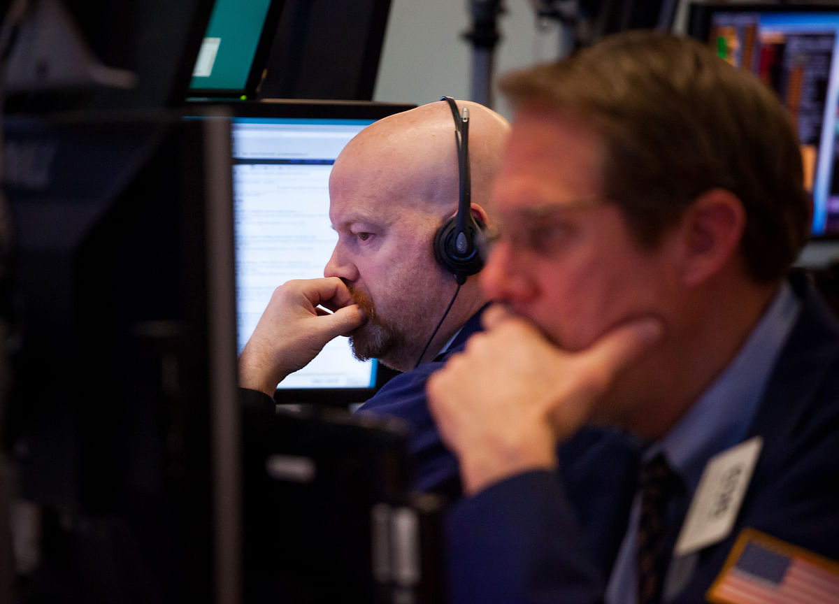Wall Street Left Reeling as 2018 Upends Almost Every Bet
