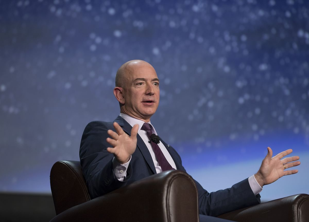 Chasing SpaceX, Amazon Seeks to Launch 3,236 Internet Satellites