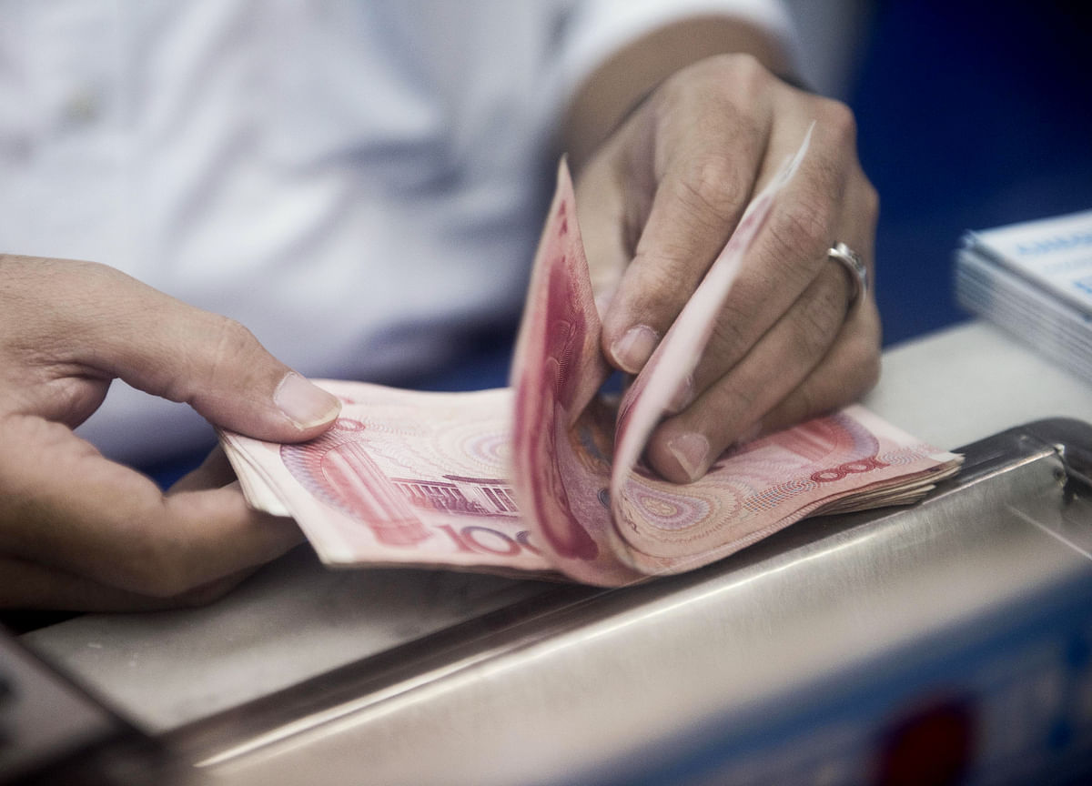 China Injects $2 Billion Into Banking System as Loans Mature