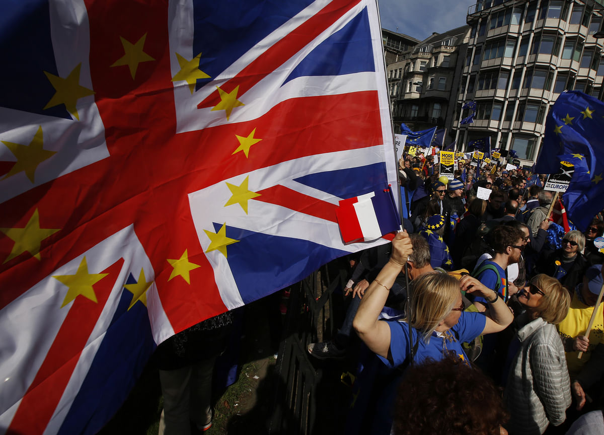 Second Brexit Referendum Gaining Traction as Way to End Gridlock
