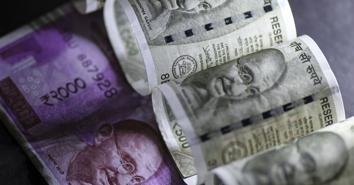 Rupee Bounces From Worst Asia Currency on Flood of Stock Inflows - BloombergQuint