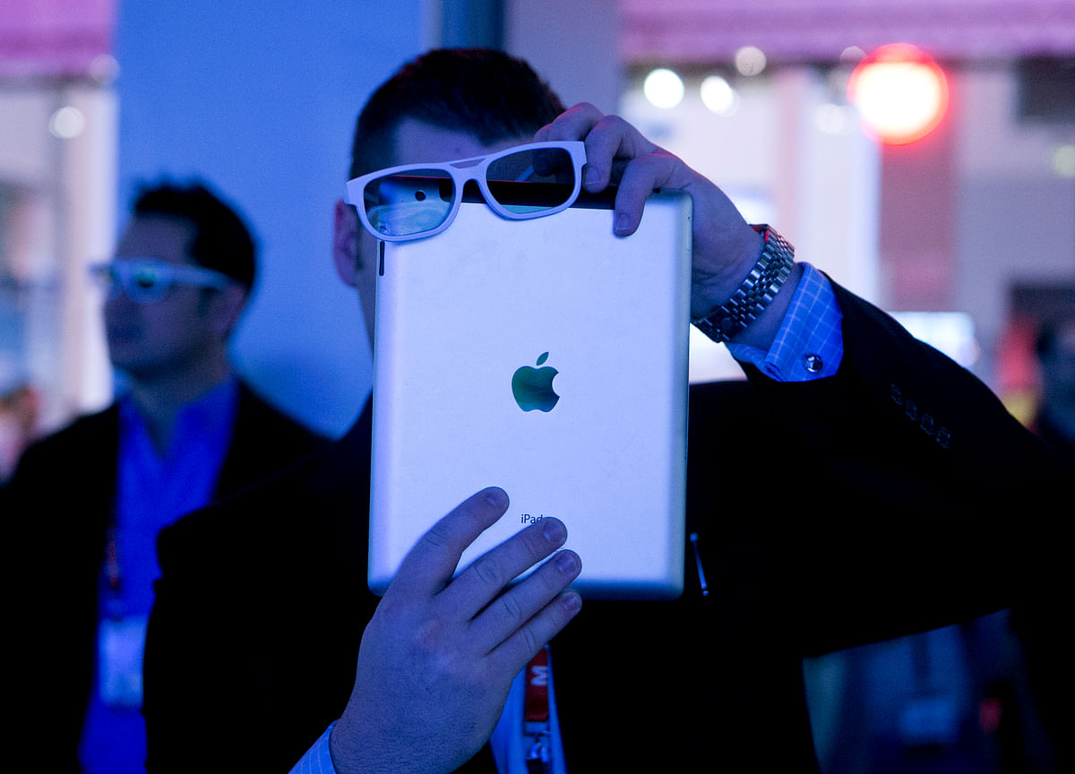 Apple Leaves Overseas Cash Out of Its Latest Quarterly Report
