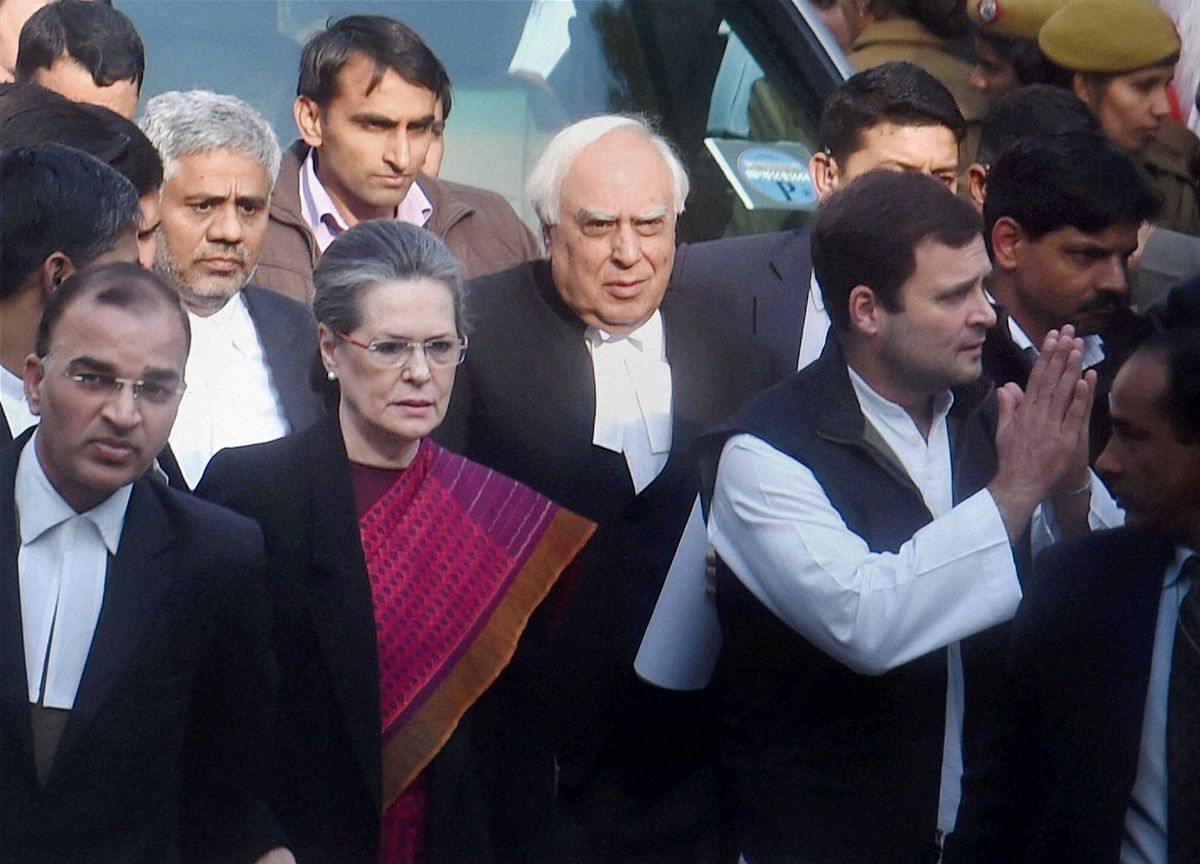 India Being Led By A Regressive Vision, Says Sonia Gandhi
