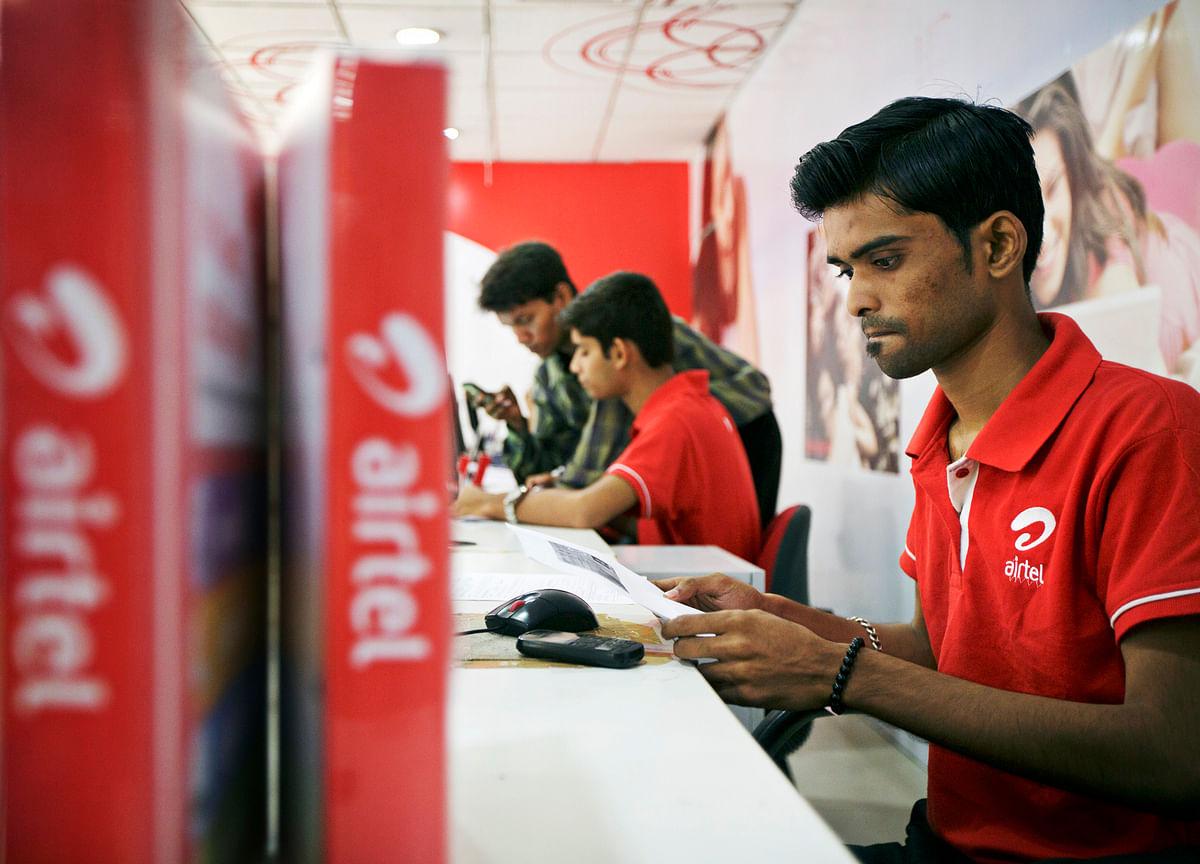 Airtel Sets Up Panel To Explore Fund Raising Options