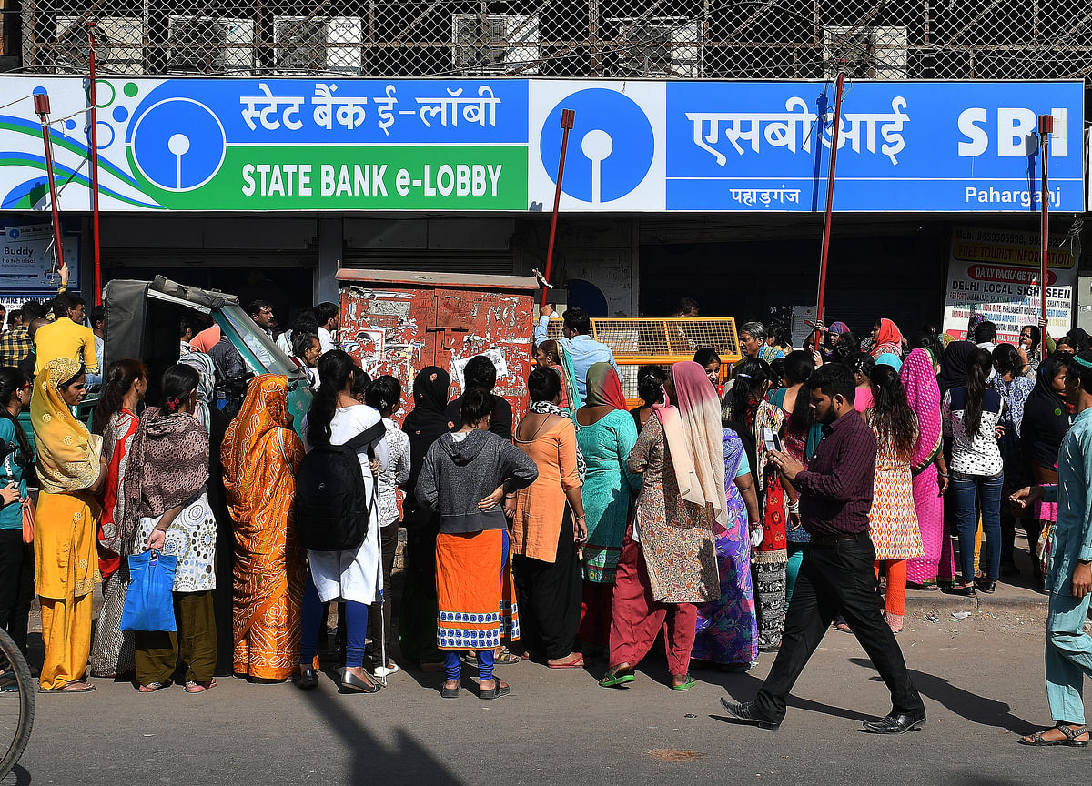 Extend Point Of Sale Cash Withdrawal Facility, RBI Tells Banks
