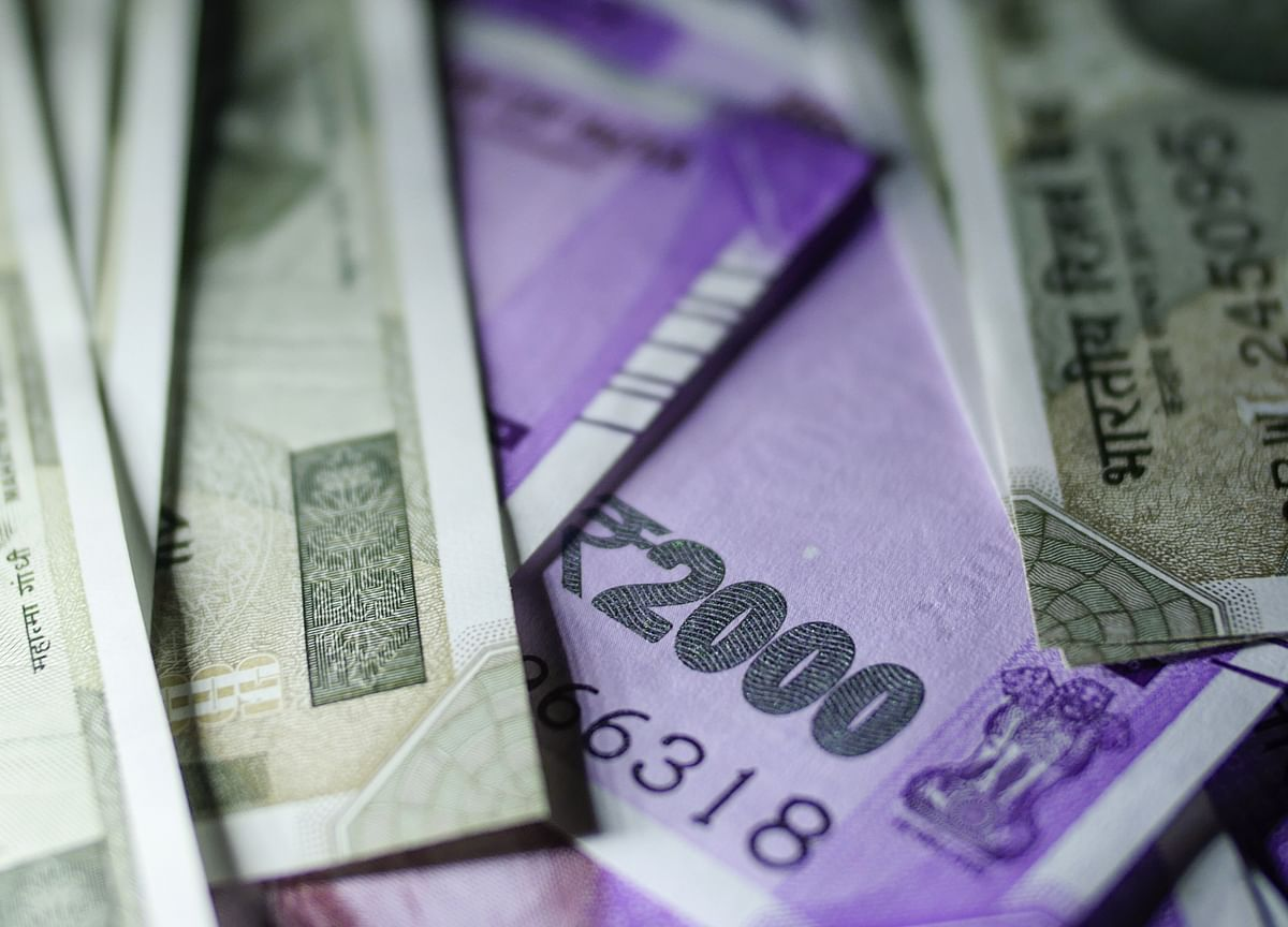 Rupee Falls To Eight Month-Low Tracking A Weaker Chinese Yuan