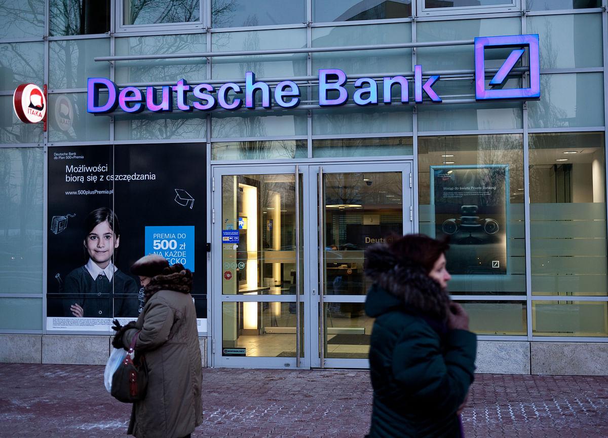 Deutsche Bank Is Investigated by U.S. Over Money Laundering: NYT